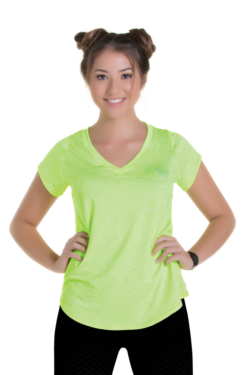 SPORTSWEAR YOGA USE T SHIRT CHA22093