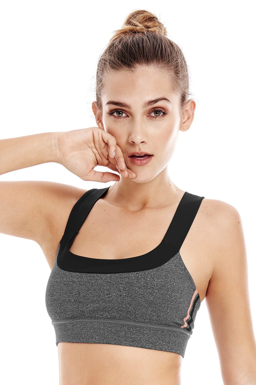 REVERSIBLE SPORT BRA TOP CHA22876