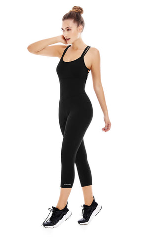 SPORT JUMPSUIT WITH STRAPPY BACK CHA22979