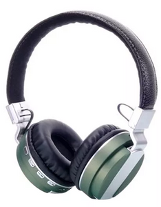 Wireless Headphones (Green)