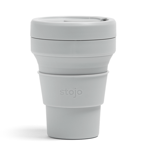 8oz Stojo Collapsible Cup (Cashmere)