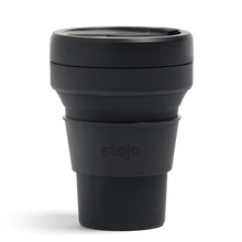 Load image into Gallery viewer, 8oz Stojo Collapsible Cup (Ink)