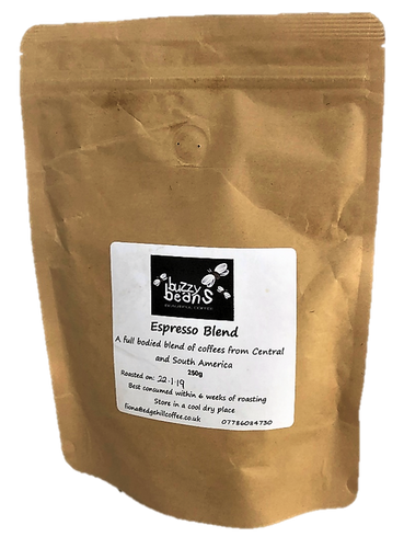 Buzzy Beans Coffee (Whole 250g)
