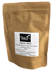 Buzzy Beans Coffee (Whole bean 250g)