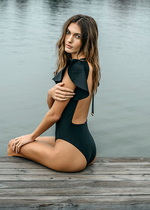 Barbara One Piece Cheeky