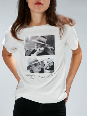 Terry O'Neill – 1976, The Man Who Fell To Earth T-Shirt