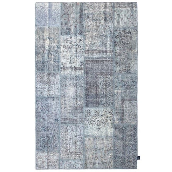 carpet edition patchwork rugs 2650 jeans | ikonitaly