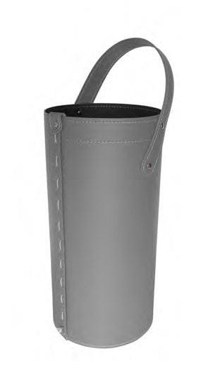 limac design regen lobby leather umbrella stand