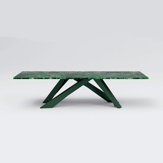 bonaldo big table 200 - 10th ann. marble tabletop | ikonitaly