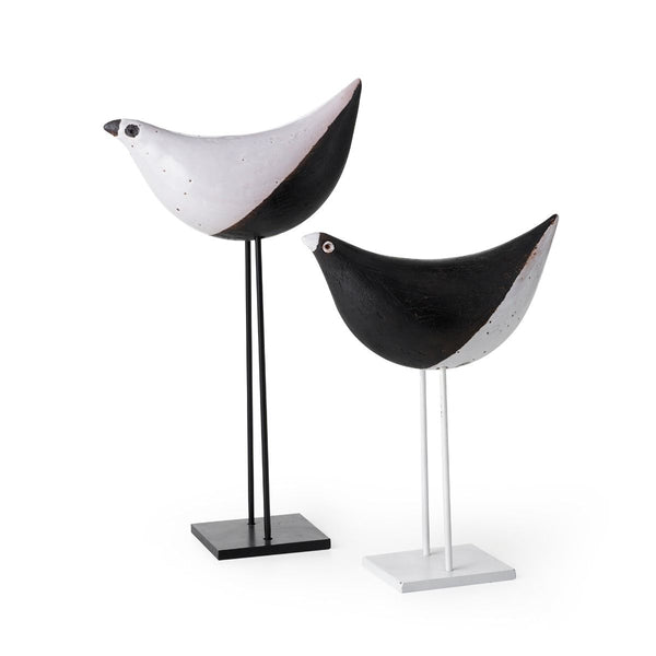 bitossi AAA30-1000 pair of birds sculpture | ikonitaly