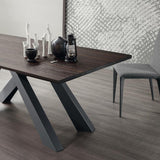 bonaldo big table leaf ceramic dining table (200/300)