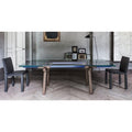 bonaldo tracks extendable contemporary table - designer alain gilles | shop online ikonitaly