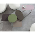 bonaldo collage tables - various combinations (top view) | shop online ikonitaly