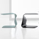 bonaldo duffy contemporary and modern side table