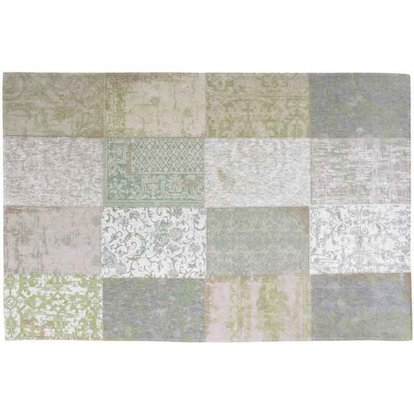 carpet edition the cameo – design multi contemporary rug 8240 pale pistacchio | ikonitaly