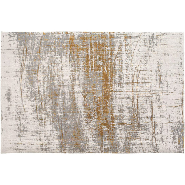 carpet edition the mad man – design griff contemporary rug 8419 columbus gold | ikonitaly