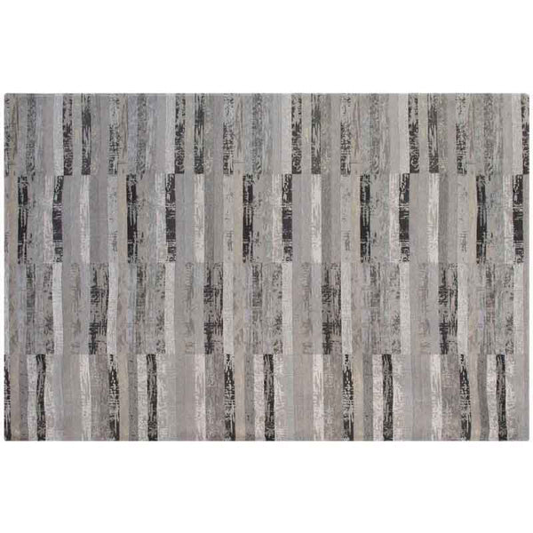 carpet edition the mosaiq contemporary rug 8378 grey shade | ikonitaly