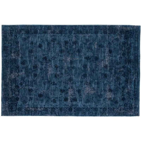 carpet edition the vintage – design fedra contemporary rug 8049 denim | ikonitaly