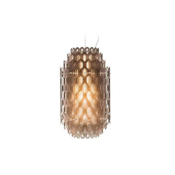 slamp chantal suspension lamp - orange | shop online ikonitaly