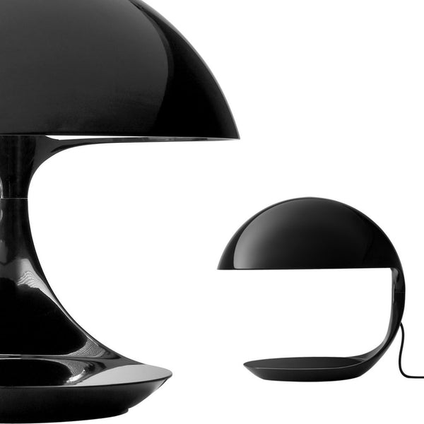 martinelli cobra iconic table lamp designed by elio martinelli | shop online ikonitaly