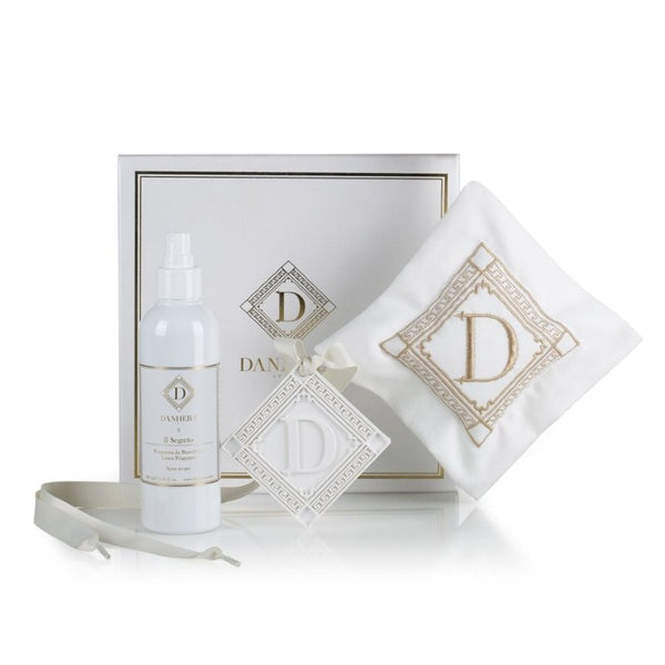 danhera gift box the secret linen scents | ikonitaly
