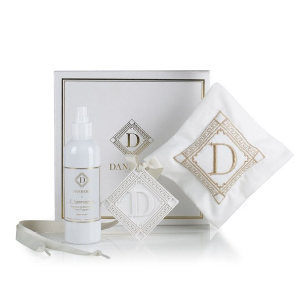 danhera gift box the date linen scents | ikonitaly