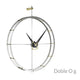 nomon doble o g decorative wall clock