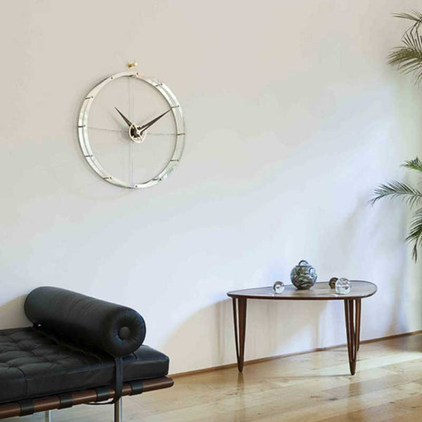 nomon doble o g minimalist wall clock | shop online ikonitaly