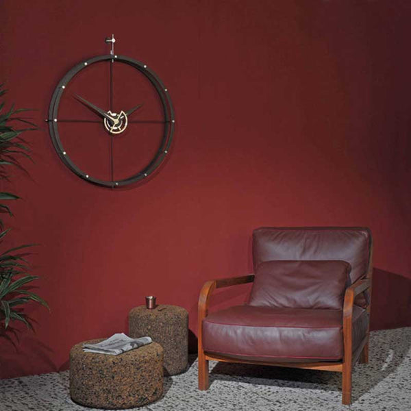 nomon doble o n modern wall clock | shop online ikonitaly