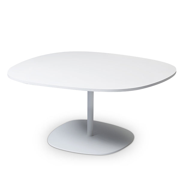 erik jørgensen insula base iconic table - white | Ernst and Jensen | ikonitaly shop online