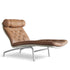 erik jørgensen av72 iconic lounge chair - light brown leather | shop online ikonitaly