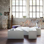 lema combo contemporary coffee table set