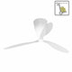 ikoninstock | luceplan blow ceiling fan with dimmable light