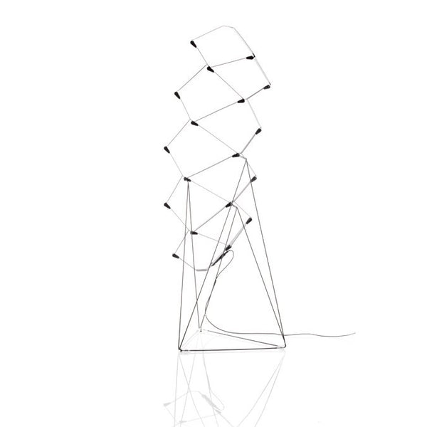luceplan nothing floor lamp - contemporary minimalist design | shop online ikonitaly