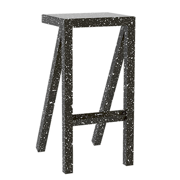magis bureaurama jerszy seymour high bar stool - black