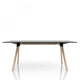 magis butch solid beech table