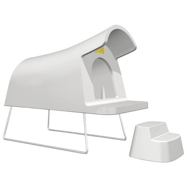 magis dog house white - designer michael young | shop online ikonitaly
