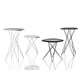 magis pizza contemporary simple side table