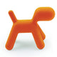 magis puppy abstract plastic dog