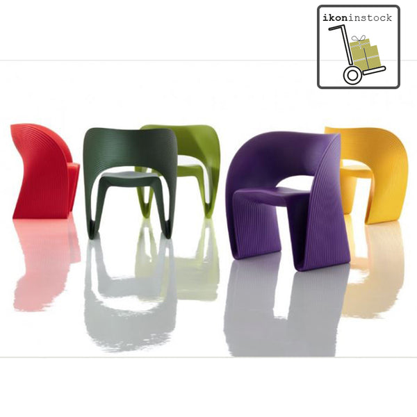 ikoninstock | magis raviolo colourful chair | shop online ikonitaly
