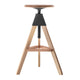 magis tom height adjustable bar stool