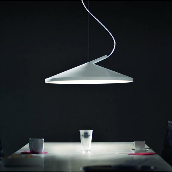 ikoninstock | martinelli cone suspension lamp | shop online ikonitaly