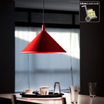 ikoninstock | martinelli cono suspension lamp