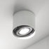martinelli eye ceiling lamp - one light white | ikonitaly