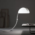 martinelli serpente iconic floor lamp with diffused light | ikonitaly