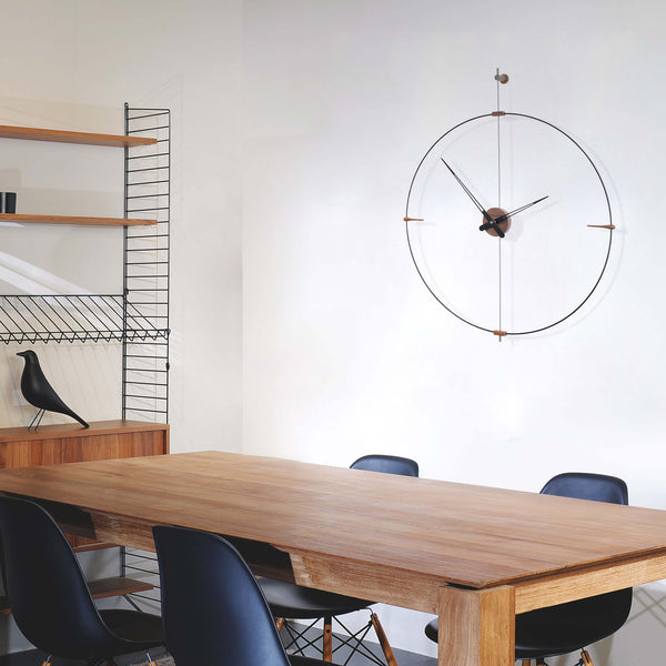 nomon mini bilbao exquisite minimal wall clock | ikonitaly