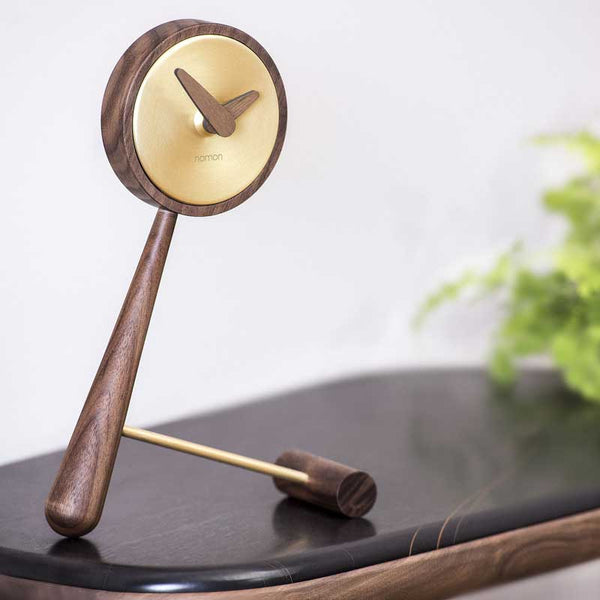 nomon mini puntero g | modern table clock | ikonitaly