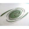 minimaproject black hole 3d wall art sculpture - green | ikonitaly