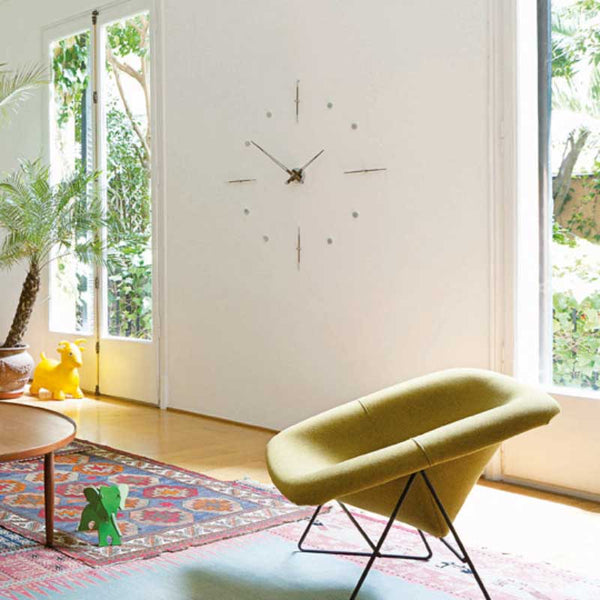 nomon mixto n wall clock | only hands, hours and dial | ikonitaly