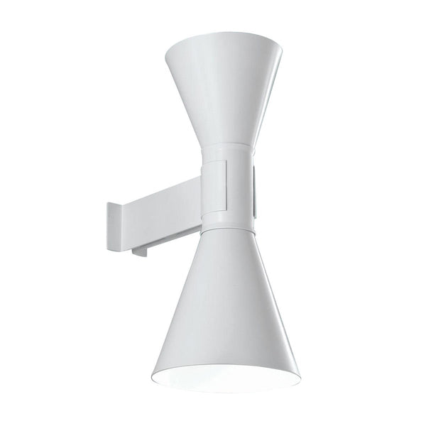 nemo applique de marseille wall lamp white - designer le corbusier | shop online ikonitaly